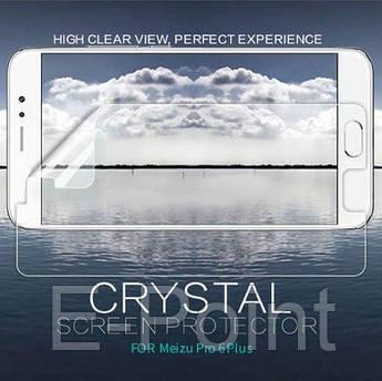 Защитная пленка Nillkin Crystal для Meizu Pro 6 Plus