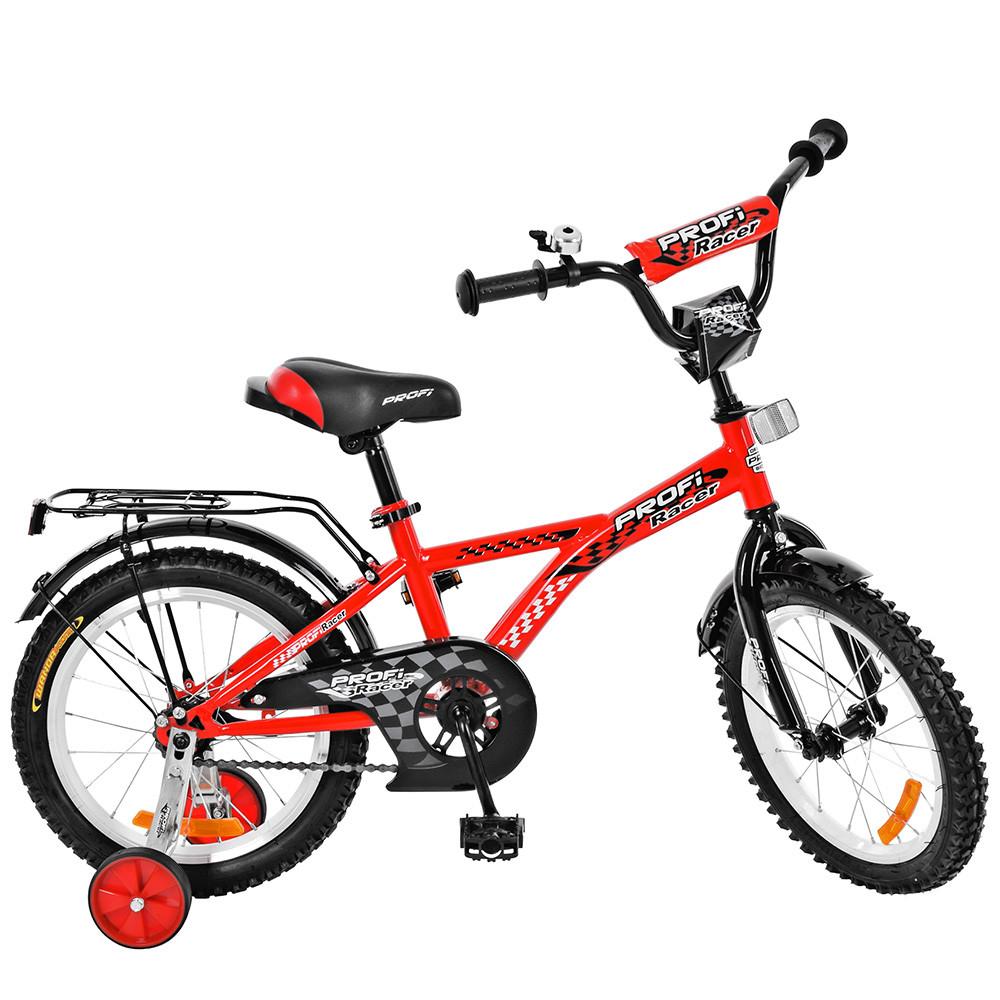 Велосипед детский PROF1 18д. T1831 Красный
