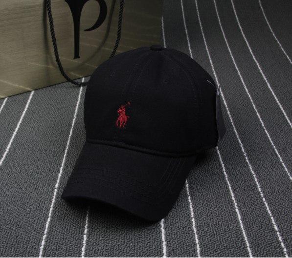 Кепка Ralph Lauren черная
