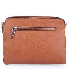 Женская мини-сумка из качественного кожезаменителя  AMELIE GALANTI (АМЕЛИ ГАЛАНТИ) A991458-brown, фото 3