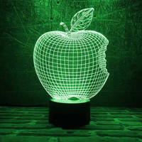 3D светильники и комплектующие