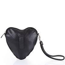 Женский клатч-кошелёк из качественного  кожезаменителя HJP (АШДЖИПИ) UHJP15035-1, фото 3