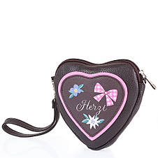 Женский клатч-кошелёк из качественного  кожезаменителя HJP (АШДЖИПИ) UHJP15035-4, фото 2