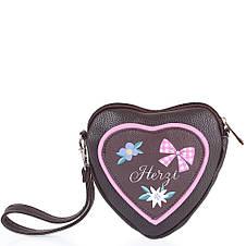 Женский клатч-кошелёк из качественного  кожезаменителя HJP (АШДЖИПИ) UHJP15035-4, фото 3