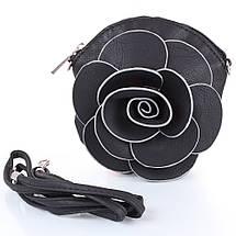 Женский клатч-кошелёк из качественного  кожезаменителя HJP (АШДЖИПИ) UHJP8138-1, фото 2