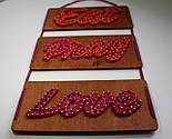 Панно стрінг-арт «Eat, Pray, Love»: декор за мотивами роману Елізабет Гілберт / String Art, фото 6