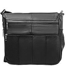 Мужская кожаная сумка-почтальонка TUNONA  (ТУНОНА) SK2447-2, фото 2