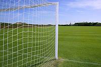 Сітка футбол ПП100х100х2,8 (комплект 2 шт) сетка безуловая футбольная