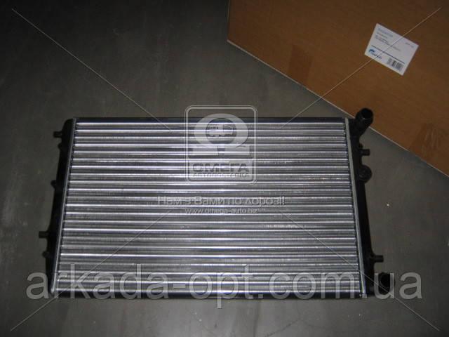 Радиатор охлаждения Шкода Фабия Поло SKODA FABIA/POLO 01- (TEMPEST) TP.15.65.2711