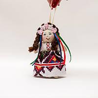 Кукла брелок мини девочка, фото 1