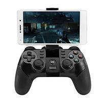 Джойстик ZM-X6 для смартфонов Bluetooth 2.4G геймпад ЗМ-х6 для Android, IOS, PC с креплениям для телефона