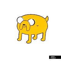 #А002.1 - Adventure Time Финн и Джейк - Джейк