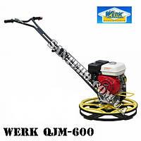 Однороторная затирочная машина WERK QJM-600