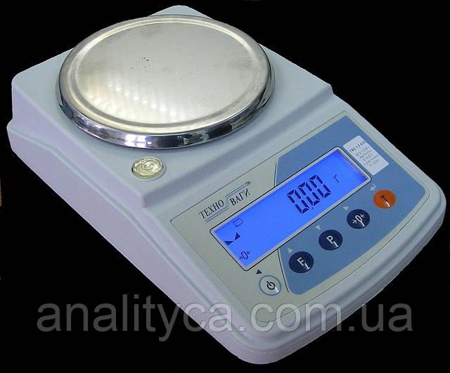 Весы лабораторные ТВЕ-6-0,1