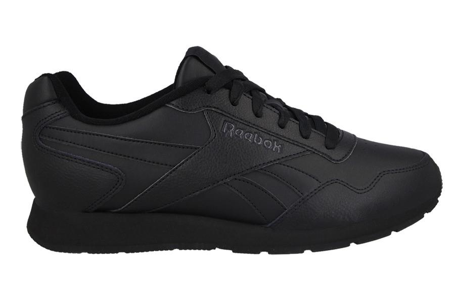 Мужские кожаные кроссовки REEBOK ROYAL GLIDE (V53959) черные