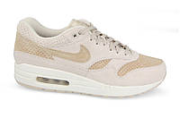 Мужские кроссовки Nike Air Max 1 Premium (875844 004) белые
