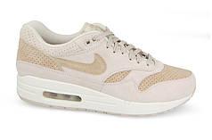 Чоловічі кросівки Nike Air Max 1 Premium (875844 004) білі
