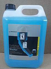 Жидкость стеклоомывателя летняя -4C (5л) Renault Duster 2 (оригинал)