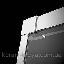 Душевые двойные раздвижные двери Radaway Idea DWD 150см 387125-01-01, фото 3