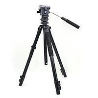 Штатив Kingjoy VT-1200 со съемной видео головой VT-1510