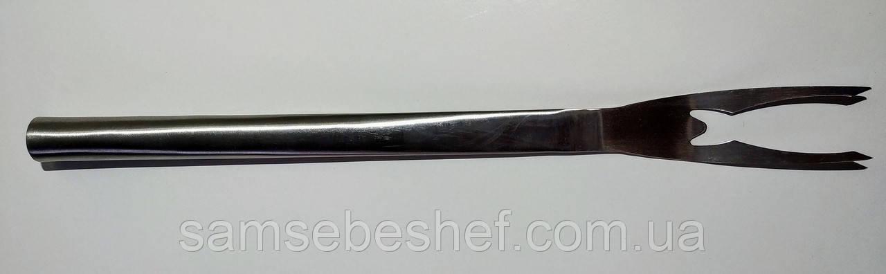 Вилка для гриля барбекю с длинной ручкой BonFire 5568