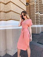 Платье трикотажное Алисия, фото 1