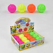 Мяч-прыгун F 22305 (30) /ЦЕНА ЗА БЛОК/ 12шт в блоке, d=7,5см