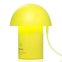Увлажнитель воздуха Гриб желтый Berni