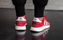 Мужские кроссовки Adidas Iniki Boost Bright Red, фото 3
