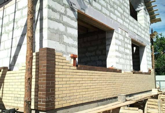 Как мы строим дом из газобетона: этапы строительства