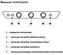 Печь пароконвекционная гастрономическая UNOX XV893 GN1/1 (Италия), фото 4