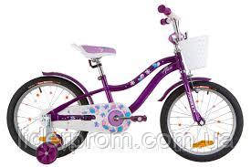 Велосипед FORMULA KIDS 16 FLOWER OPS FRK 16 043.Малиновий колір., фото 3