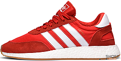 Мужские кроссовки Adidas Iniki Boost Bright Red