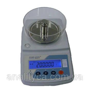 Весы лабораторные ТВЕ-2,1-0,01