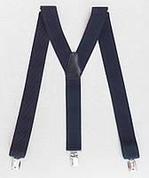 Мужские подтяжки черные (Польша), фото 1