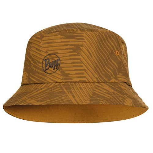 Buff Trek Bucket Hat Sago ocher