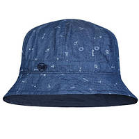 Buff Kids Bucket Hat arrows denim