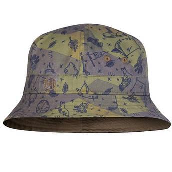 Buff Kids Bucket Hat camp khaki