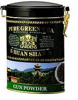 """Чай зеленый Сан Гарденс """"Gun Powder"""" 100 г Ж/Б"""