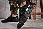 Мужские кроссовки Nike Air Presto BRS 1000 (черные), фото 5