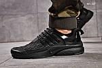 Мужские кроссовки Nike Air Presto BRS 1000 (черные), фото 4