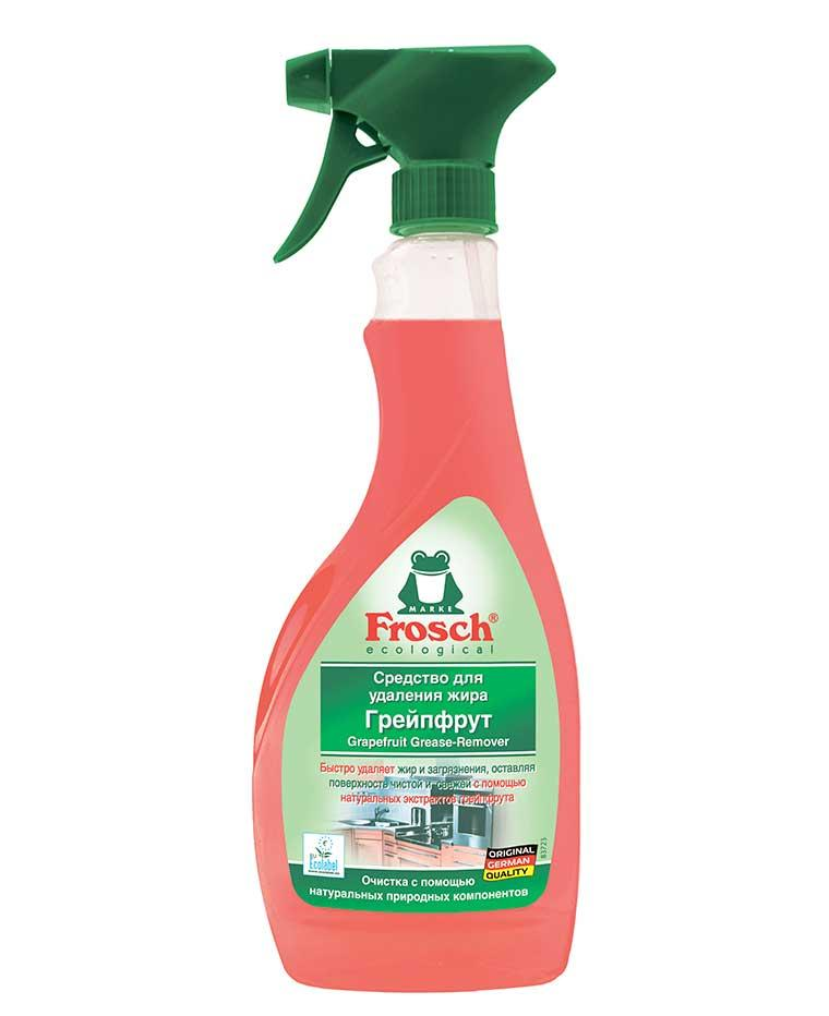 Универсальное чистящее средство, 500 мл, Frosch Grapefruit Фрош Грейпфрут