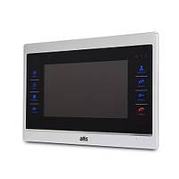 "Комплект видеодомофона ATIS AD-740M S-Black + AT-380HR Black, экран 7"", фото 1"