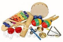 Набор музыкальных инструментов (25 предметов)