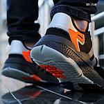 Мужские кроссовки Adidas Nite Jogger (Черные), фото 4