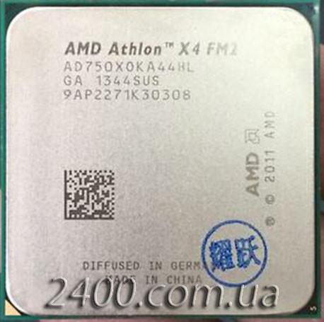 Процессор_AMD_Athlon II X4 750_