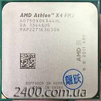 Процессор AMD Athlon II X4 750 3.4GHz (AD750XOKA44HL) Socket FM2, 4 ядра, 65W