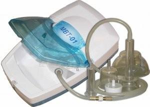 аппарат для вакуумного массажа мвт 01