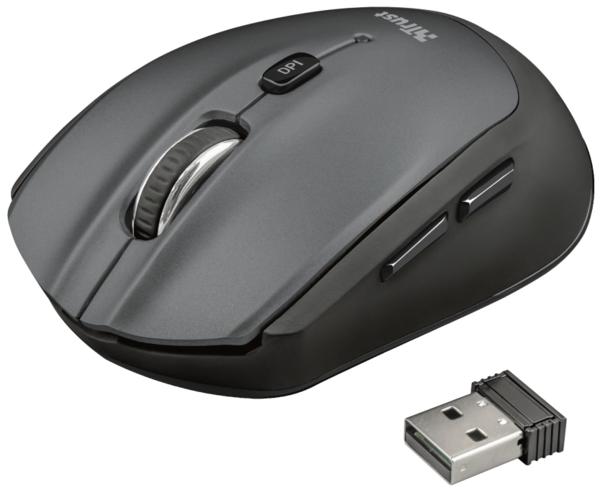 Мышь TRUST Nona Compact Wireless Mouse