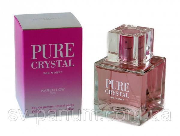Туалетная вода женская Pure Crystal 100ml